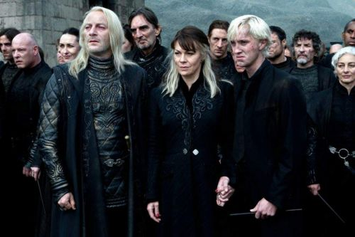 Harry Potter: 20 Weird Things The Malfoys Did After Deathly Hallows