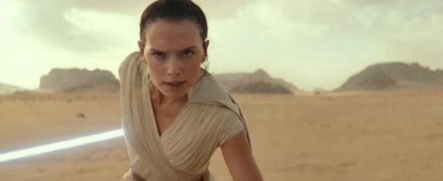 'Star Wars: The Rise of Skywalker' Footage Teases a Dark Turn and a New Lightsaber for Rey