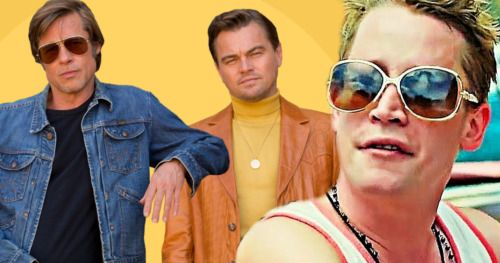 Macaulay Culkin Auditioned for Once Upon a Time in Hollywood and