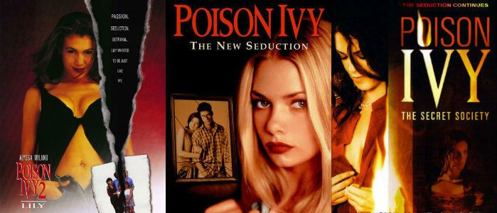 Two Threads Run Through All Four 'Poison Ivy' Films, and One Isn't What You Think