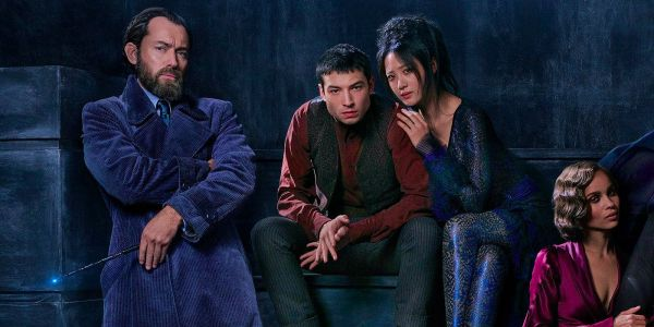 Ezra Miller Reportedly Returning for Fantastic Beasts 3
