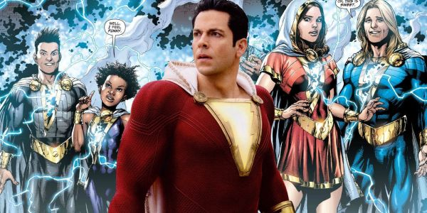 Who Are The Shazam Family? DC's New Movie Team Explained
