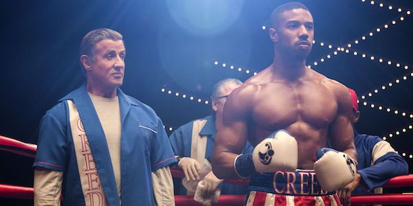 Sounds Like Sylvester Stallone Helps Out A Lot On Set Of The Creed Movies