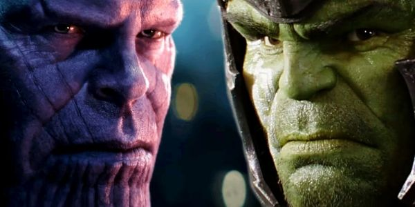 Hulk is 'Impressed' By Thanos in Avengers: Infinity War