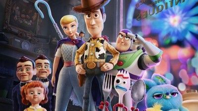 The' Toy Story 4' Trailer Takes on Imagination