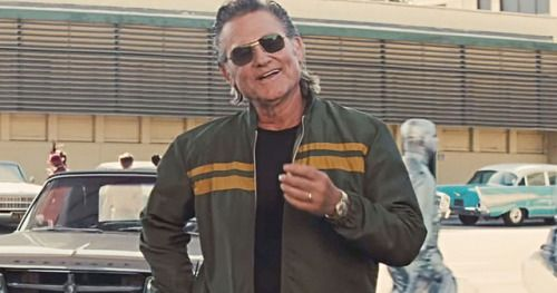 First Once Upon a Time in Hollywood Clip Introduces Kurt Russell
