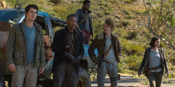 Maze Runner: The Death Cure - Rate And Discuss With Spoilers