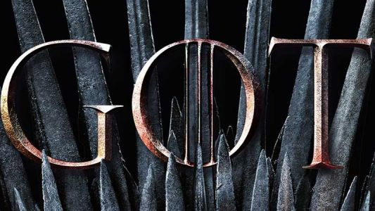 Game of Thrones Season 8 Poster Fuses Dragons with the Iron Throne