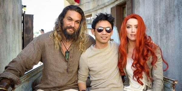 James Wan Interview: Aquaman