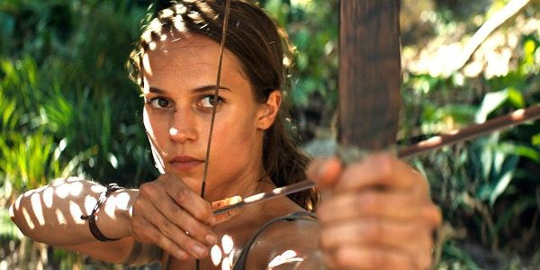 Tomb Raider 2: What's Going On With The Alicia Vikander Sequel