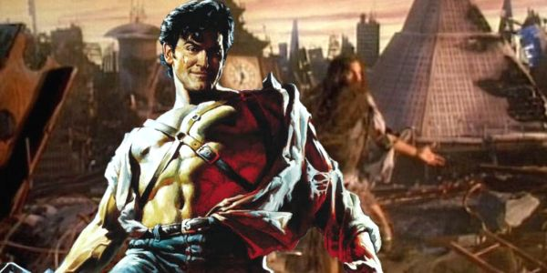 Army Of Darkness' Alternate Ending Set Up A Dystopian Evil Dead 4