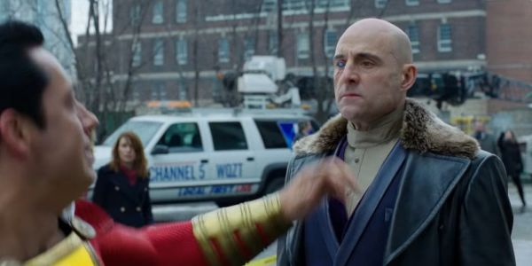 Shazam! CCXP Footage Description: Shazam Meets Dr. Sivana