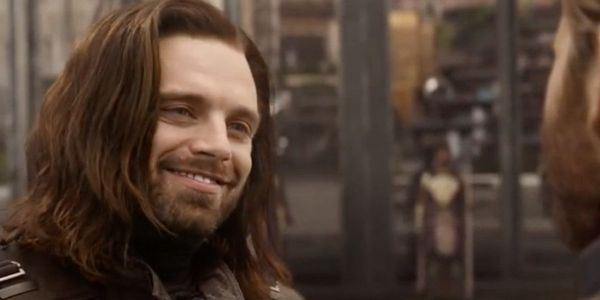 Buff Bucky: Look How Ripped Sebastian Stan Got For His Next Movie