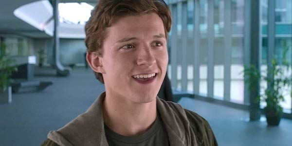 That Time Tom Holland Peed Himself Watching A Star Wars Movie So He Wouldn't Miss Anything