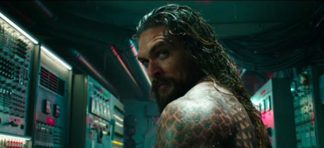 Important News: 'Aquaman' Features Lots of Water Vomiting Scenes