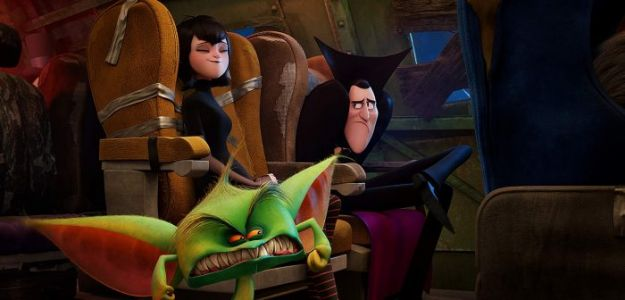 'Hotel Transylvania 4' Will Be Open for Business in Christmas 2021