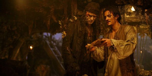 Myers-Briggs® Personlity Types Of Pirates Of The Caribbean Characters