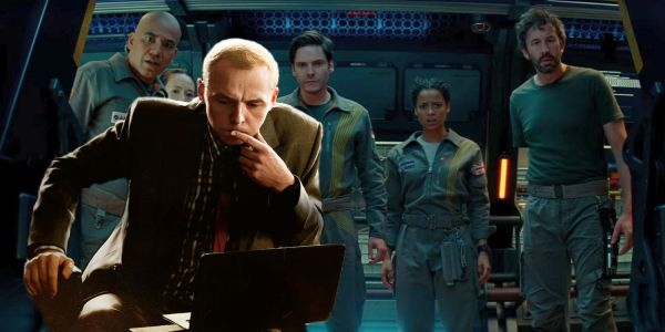 Did You Catch Simon Pegg's Cameo In The Cloverfield Paradox?