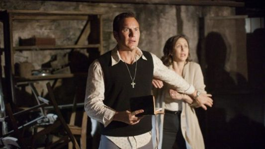 Vera Farmiga And Patrick Wilson Will Return For ANNABELLE 3: THE LEGEND OF CURLY'S GOLD*