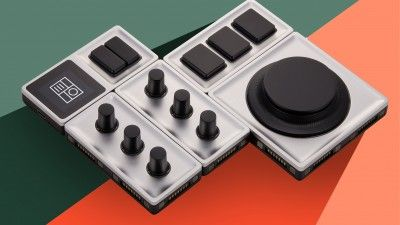 These Modular Controllers Let You Built Your Own Editing Console