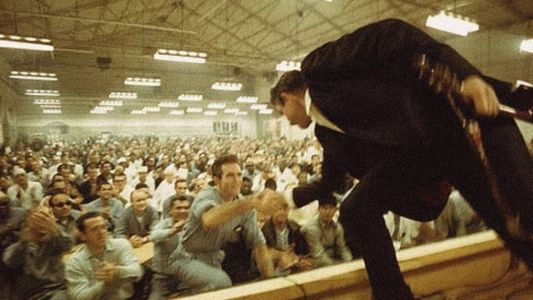 The Does and Don'ts of Putting on a Prison Concert: Johnny Cash, BB King, the Grateful Dead, Bonnie Tyler & The Cramps