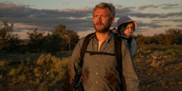 Cargo Trailer: Martin Freeman Fights To Protect His Daughter From Zombies