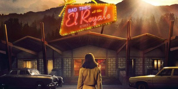 Bad Times at the El Royale Posters: Everybody's Hiding Something