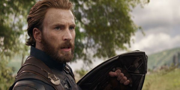 Chris Evans Reveals His Goodbye Marvel Post May Not Be What It Seemed