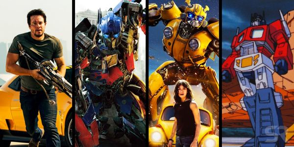 Every Transformers Movie Ranked