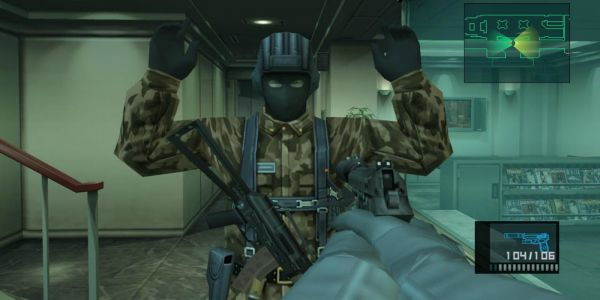 Botched Canadian Robbery Gets a Metal Gear Solid Makeover