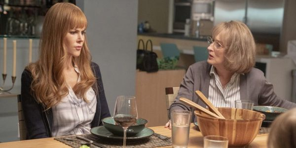 Meryl Streep Joined Big Little Lies Season 2 Without Reading The Script