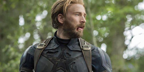 Avengers: Infinity War's Writer Knows Captain America Didn't Get Enough Lines