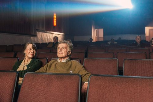 'The Old Man & the Gun' Features Robert Redford and Sissy Spacek at Their Most Charming