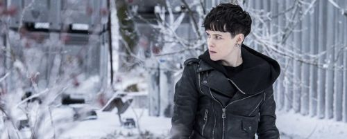 'The Girl in the Spider's Web' Review: Lisbeth Salander's New Movie is 007-Lite