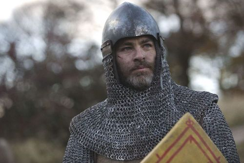 First Trailer for Chris Pine Historical Drama 'Outlaw King'