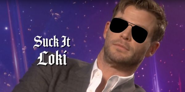 Watch Chris Hemsworth Panic Because He Can't Name All the MCU Movies