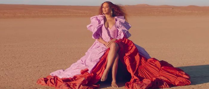 'The Lion King' Music Video Debuts for Beyoncé's Original Song; See Her Movie-Inspired Album Tracklist