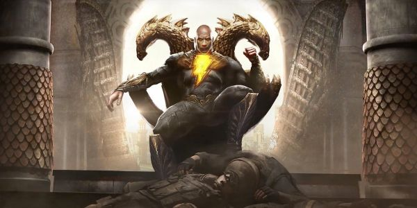 Black Adam's Dwayne Johnson Can't Stop, Won't Stop Working Out While Filming