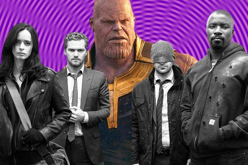How Do Netflix's Marvel Shows Line Up with 'Avengers: Infinity War'?