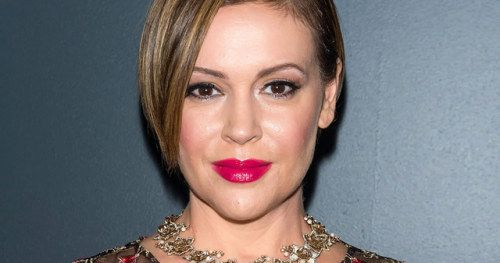 Alyssa Milano Tears Into Matt Damon Over Sexual Misconduct