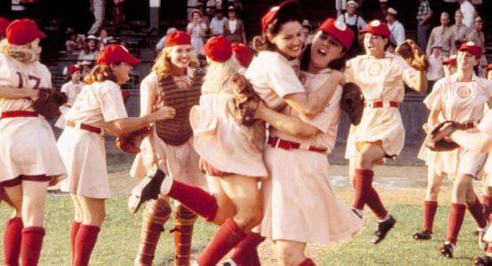 The Ten Best Baseball Movies