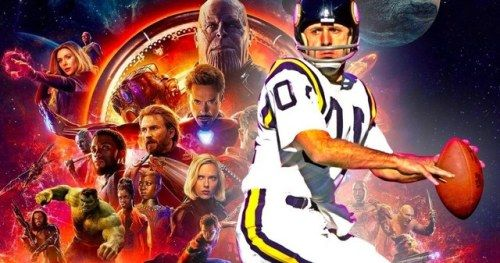 Infinity War Stars Had Their Own Fantasy Football LeagueAvengers