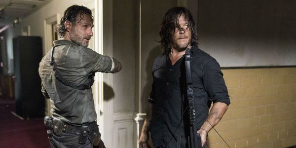 Walking Dead: Norman Reedus Thought Daryl Was Going To Kill Rick