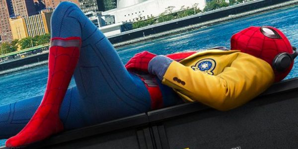 Spider-Man: 20 Behind-The-Scenes Photos From Homecoming That Change Everything