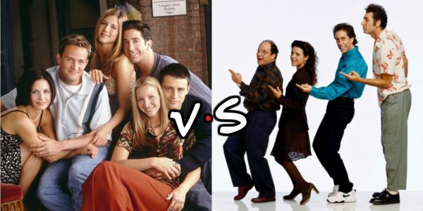 Friends & Seinfeld's Rivalry Explained
