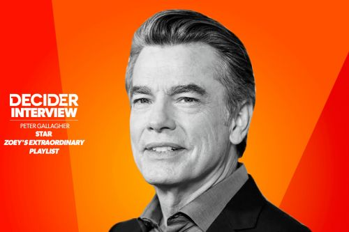 Peter Gallagher Returns To His Song-And-Dance Roots In 'Zoey's Extraordinary Playlist'
