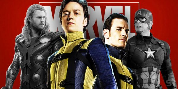 James McAvoy Isn't Sure The X-Men Could Fit Into The MCU