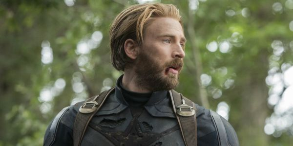 Infinity War: Captain America Originally Didn't Arrive Until The End