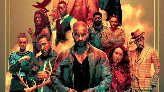American Gods Season 2 NYCC Art Released