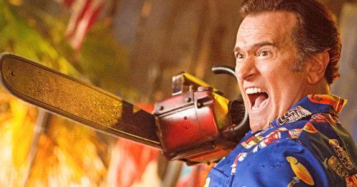 Bruce Campbell Will Returns as Ash in New Evil Dead Video